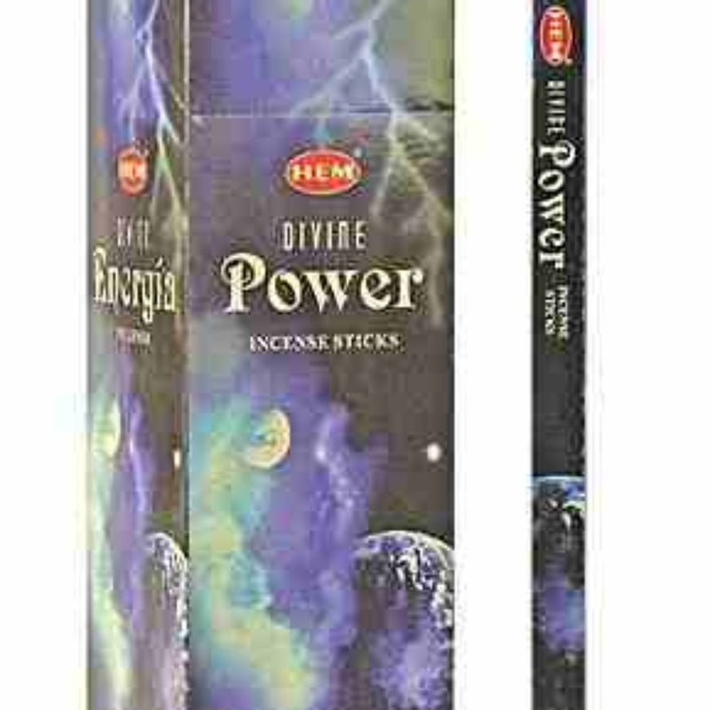 Divine Power Incense