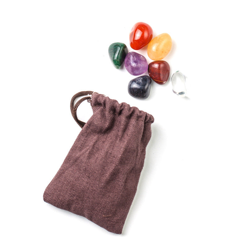 Intention Pouch - Chakra Healing