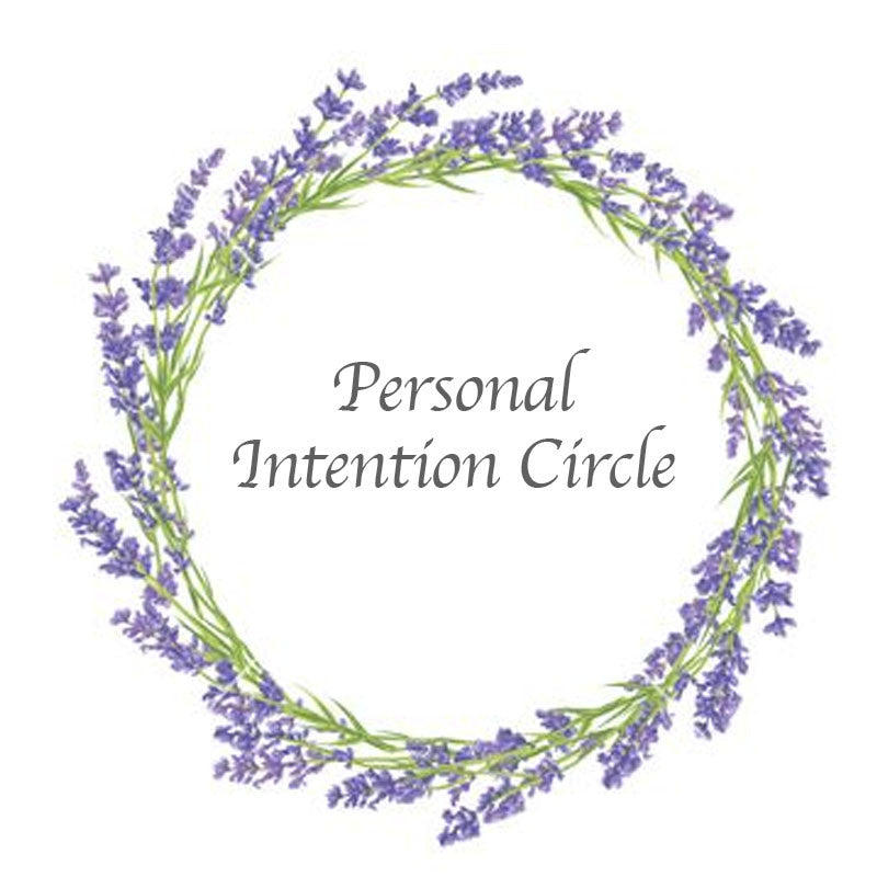 Personal Intention Circle (up to 7 participants)