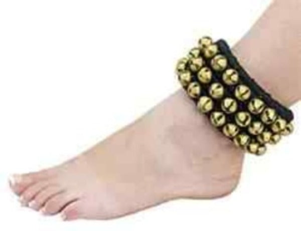 Ghungroo Padded Anklet