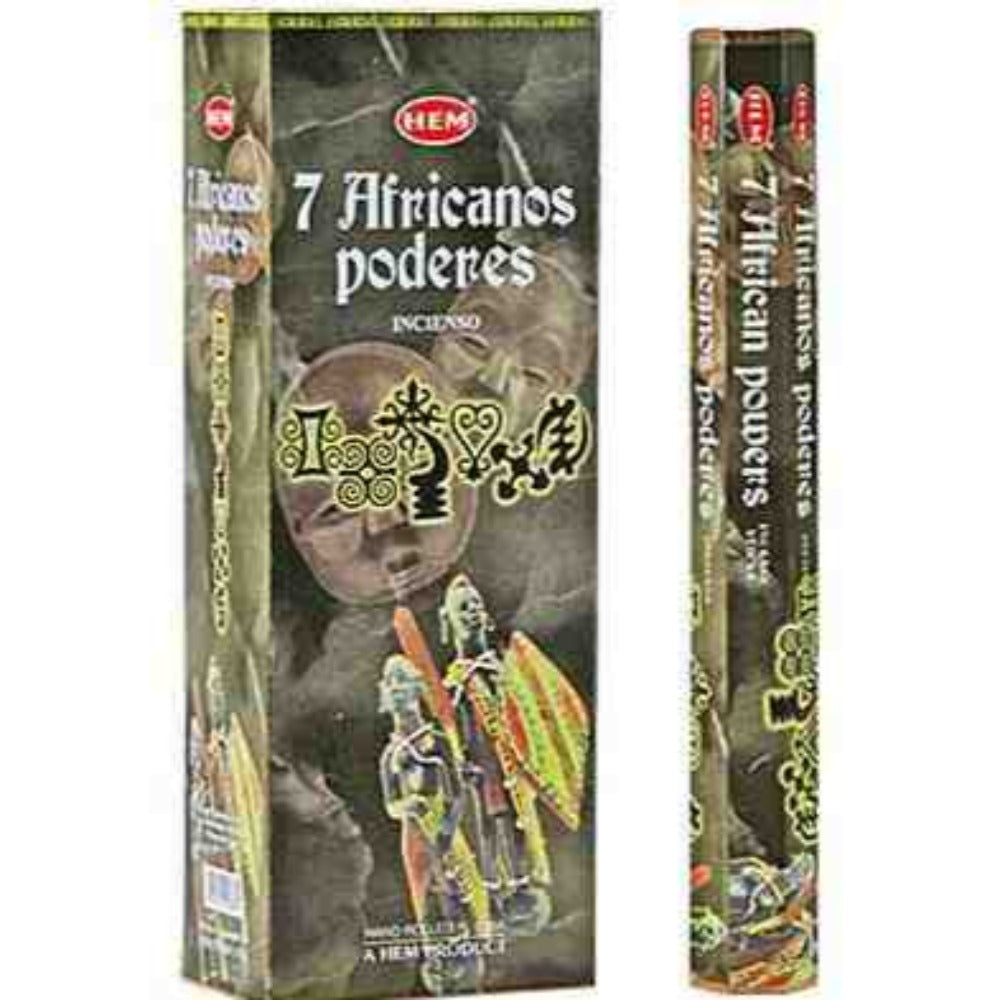 African Powers Incense