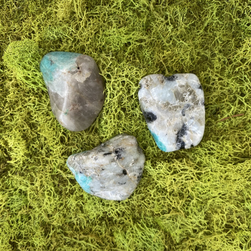 Amazonite-Set of 3