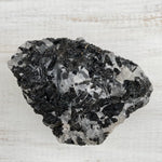 "Black Tourmalinated Quartz (5"")"