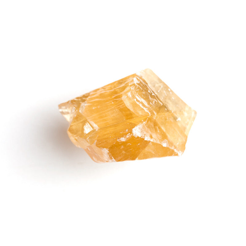 Honey Calcite Knob Set