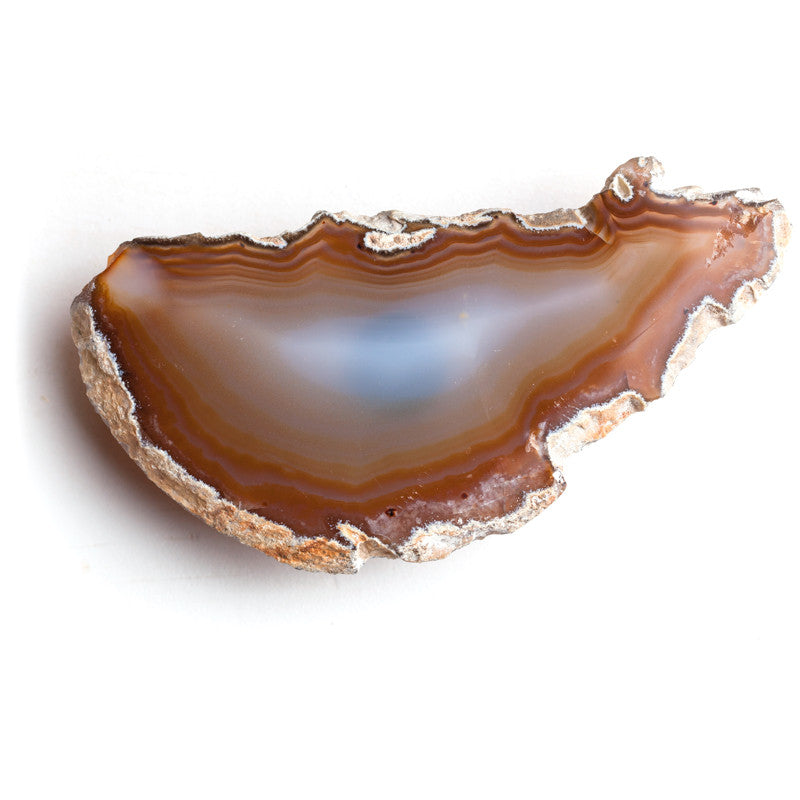 Natural Agate Knob Set