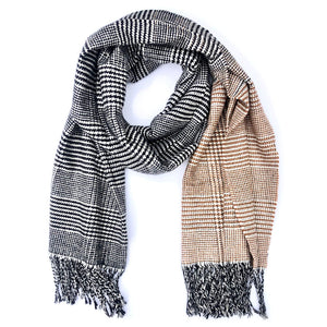 Ames Houndstooth Scarf