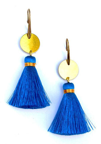 Tiki Tassel Drops -(more colors)