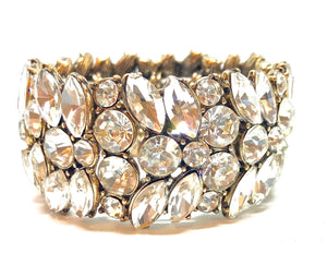 Glam Rock Stretch Bangle