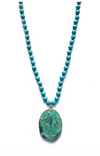 Sims Stone Necklace - (more colors)