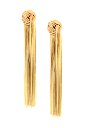 Gold Knot Dusters