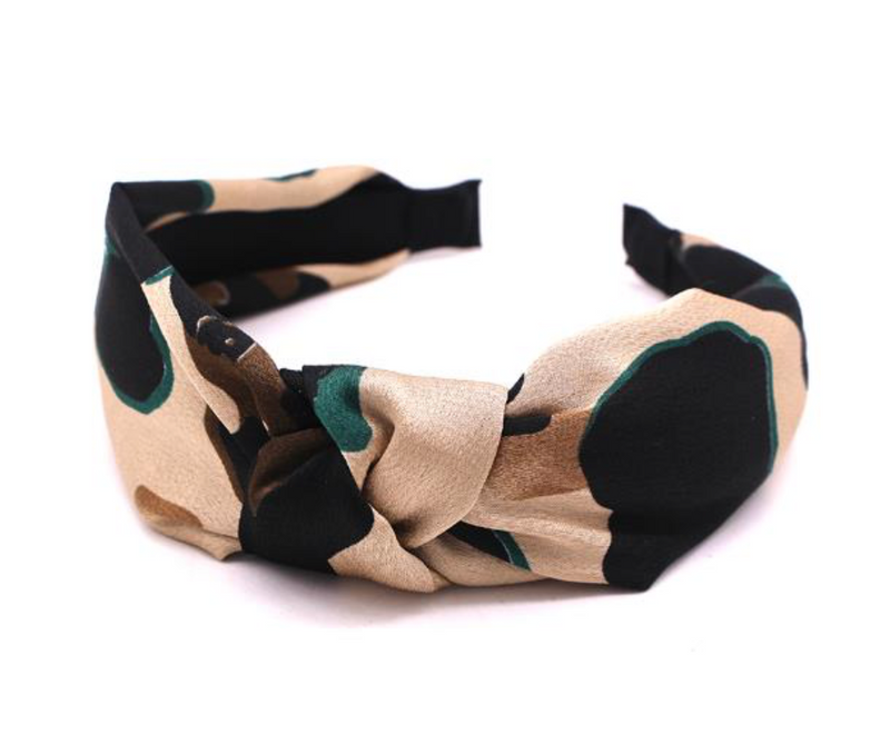 Lucy Knotted Headband
