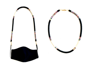 Nightfall - Convertible Mask Strap/Necklace