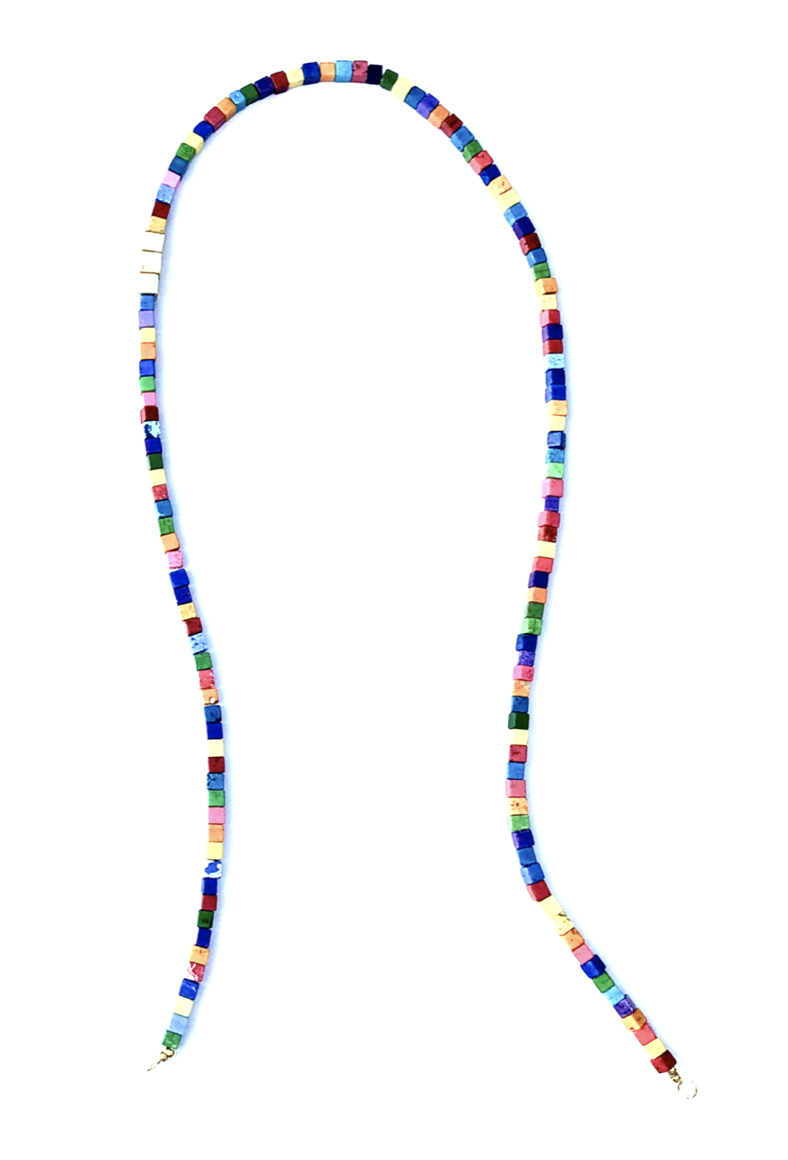 Rubix Convertible Necklace/Mask Strap-wholesale