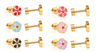 Fields of Color Studs