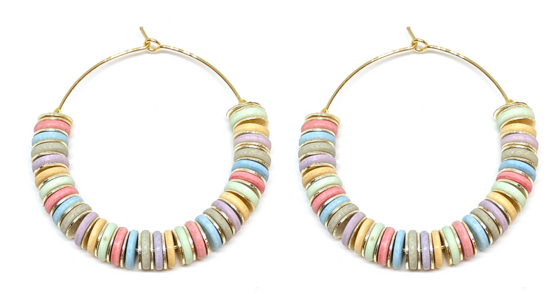Malibu Hoops-more colors