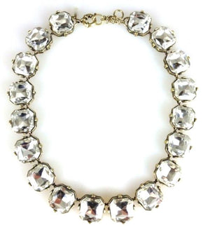 Rock Around the Collar Cushion Cut Collar