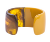 Resin Half Dipped Cuff - (more colors)