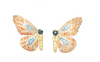 Flutter Studs- (more colors