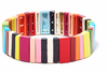 Color Crush Tile Bracelets (sold individually) - preorder