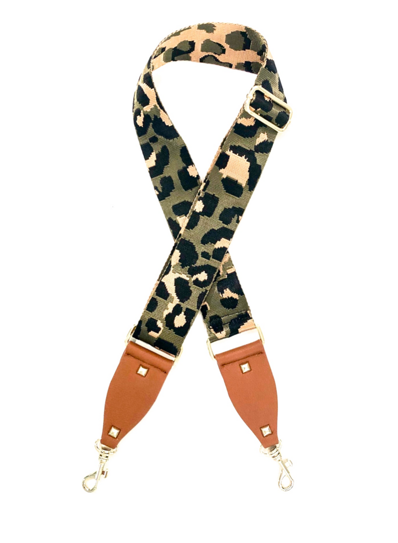 Camo Bag Strap - two color options (pre-order)