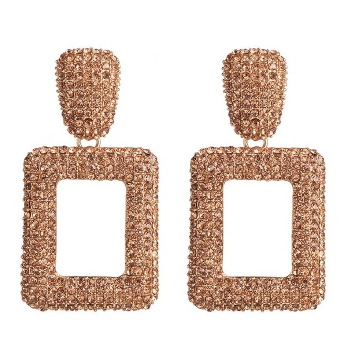 Accessory Concierge Party Pave Drops Earring