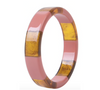 Stripe Resin Bangle (more colors)