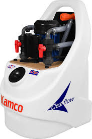 Kamco CF40 Power Flush Machine