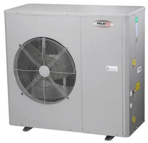 Heat IQ 9 Kw AW HP with Diaken Compressor 1 PH