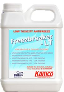5 L Freezbreaker - Anti Freeze for heating systems dose 25% for - 12.5 Deg,
