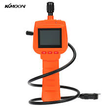 Endoscope camera ideal for heat exchanger or cavity wall inspection