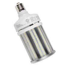 Load image into Gallery viewer, DISCOUNTS FOR BULK - NuGen LED 80 Watt Solid State Corn Bulb 10000 Lumens 5YR Warranty 5000k DLC E39