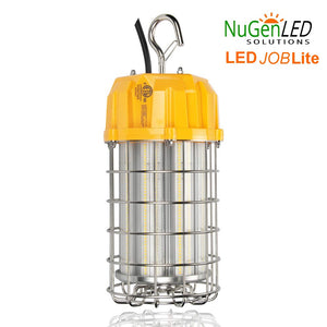 NuGen LED Solutions JOBLite 125w Temporary Work Light 5YR Warranty 17,500 Lumens