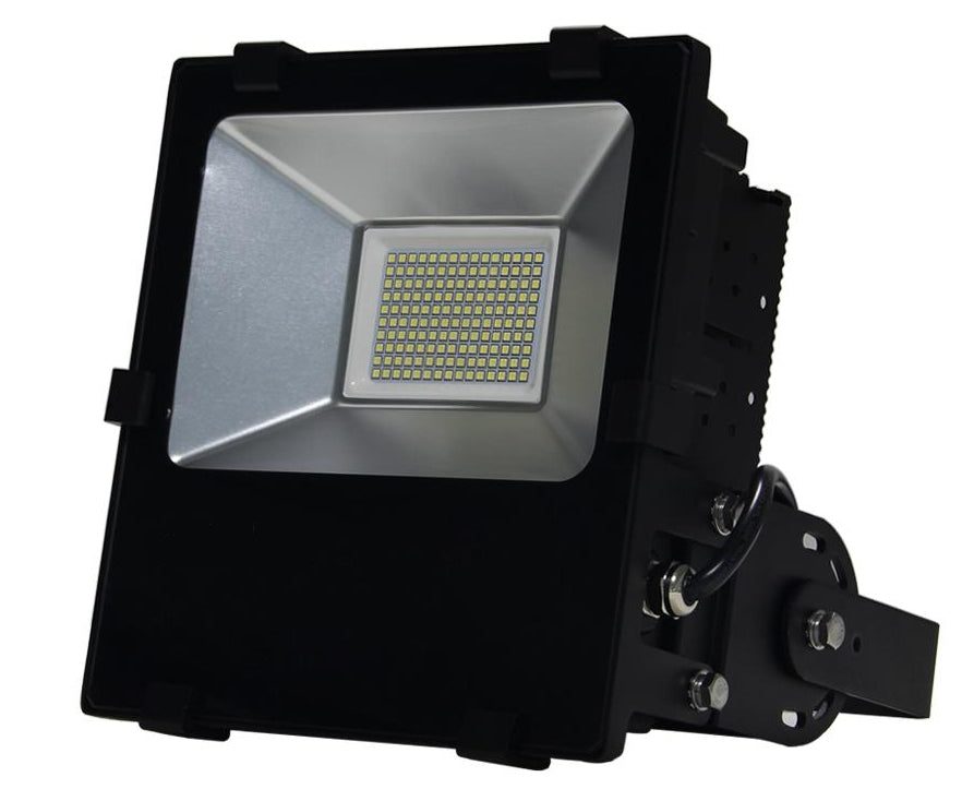NuGen LED 300W Flood Light 33,726 Lumens DLC 5700K 5YR Warranty 120-277V