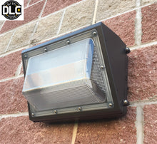 Load image into Gallery viewer, NuGen LED 80 Watt Wall Pack 7,760LM DLC 5k IP65 5YR Warranty 120-277v