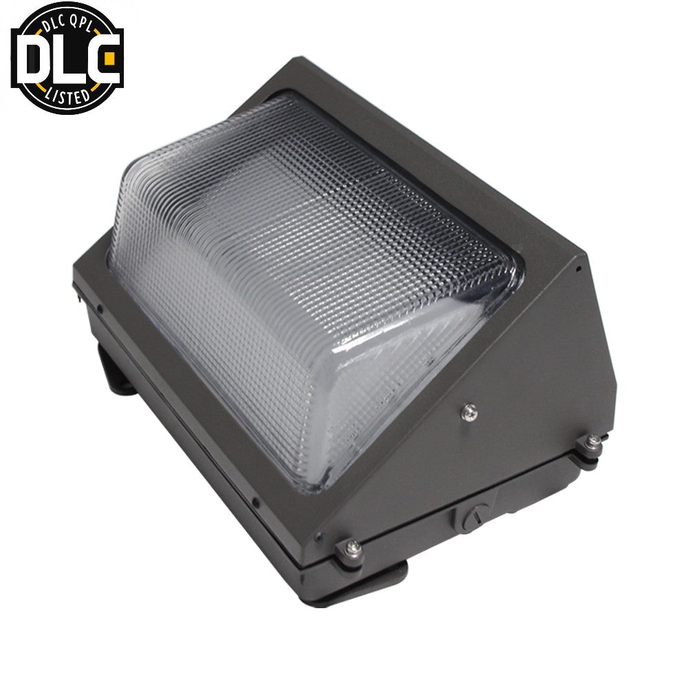 NuGen LED 100 Watt Wall Pack 10822LM DLC 55k IP65 5YR Warranty 120-277v