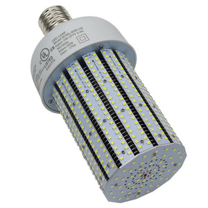NuGen LED 80 Watt Corn Bulb 8631 Lumens 5000k DLC Certified 5YR Warranty 120-277V