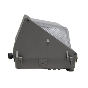 NuGen LED 60 Watt Wall Pack 6125LM DLC 55k IP65 5YR Warranty 120-277v