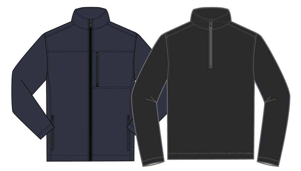 FullZip and HalfZip