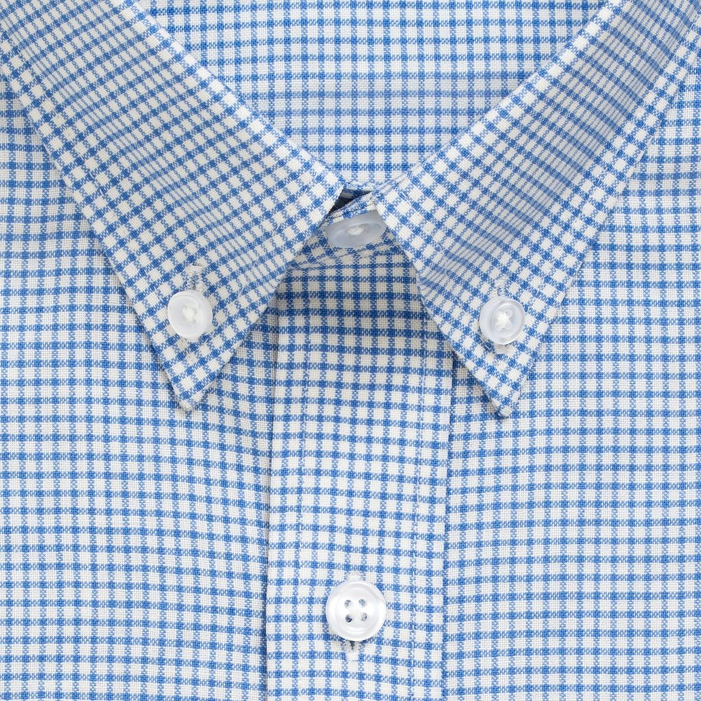 Short Sleeve Button-Down