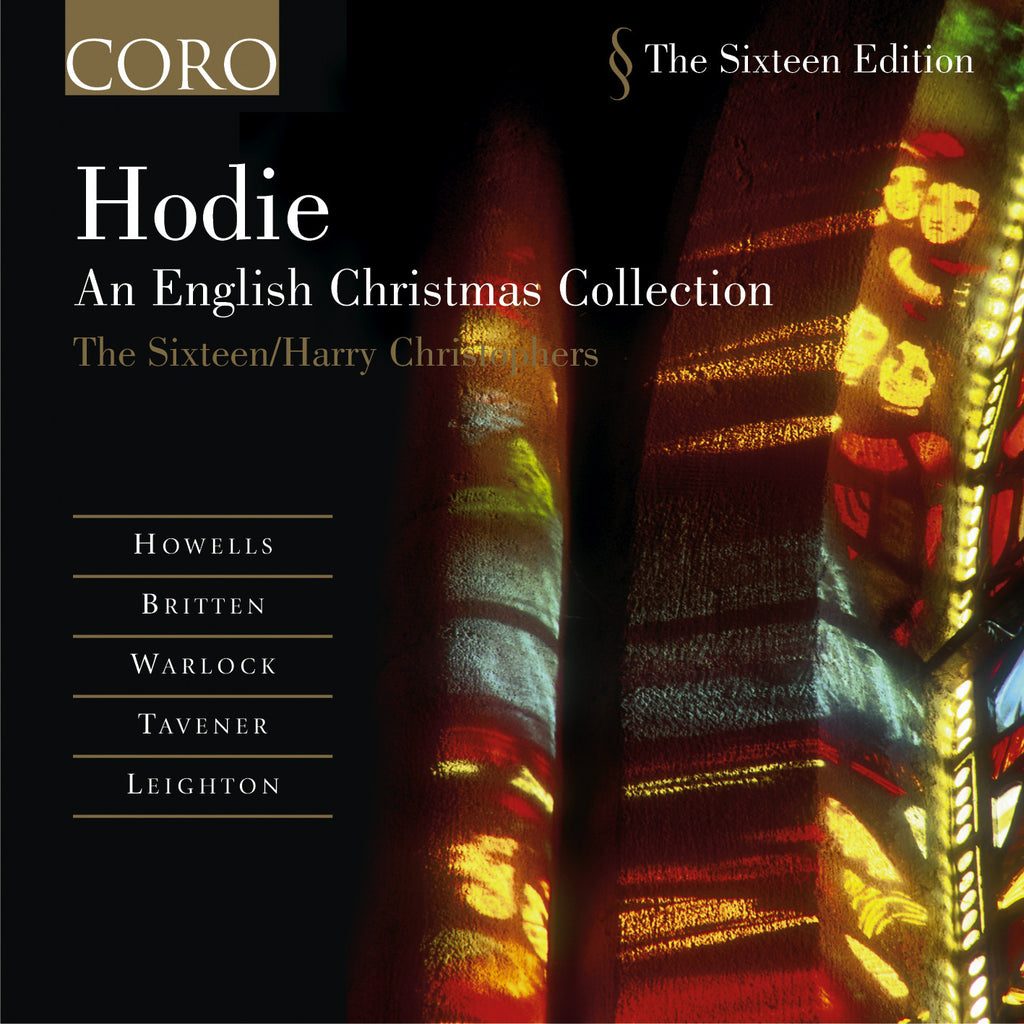 Hodie: An English Christmas Collection. Album by The Sixteen