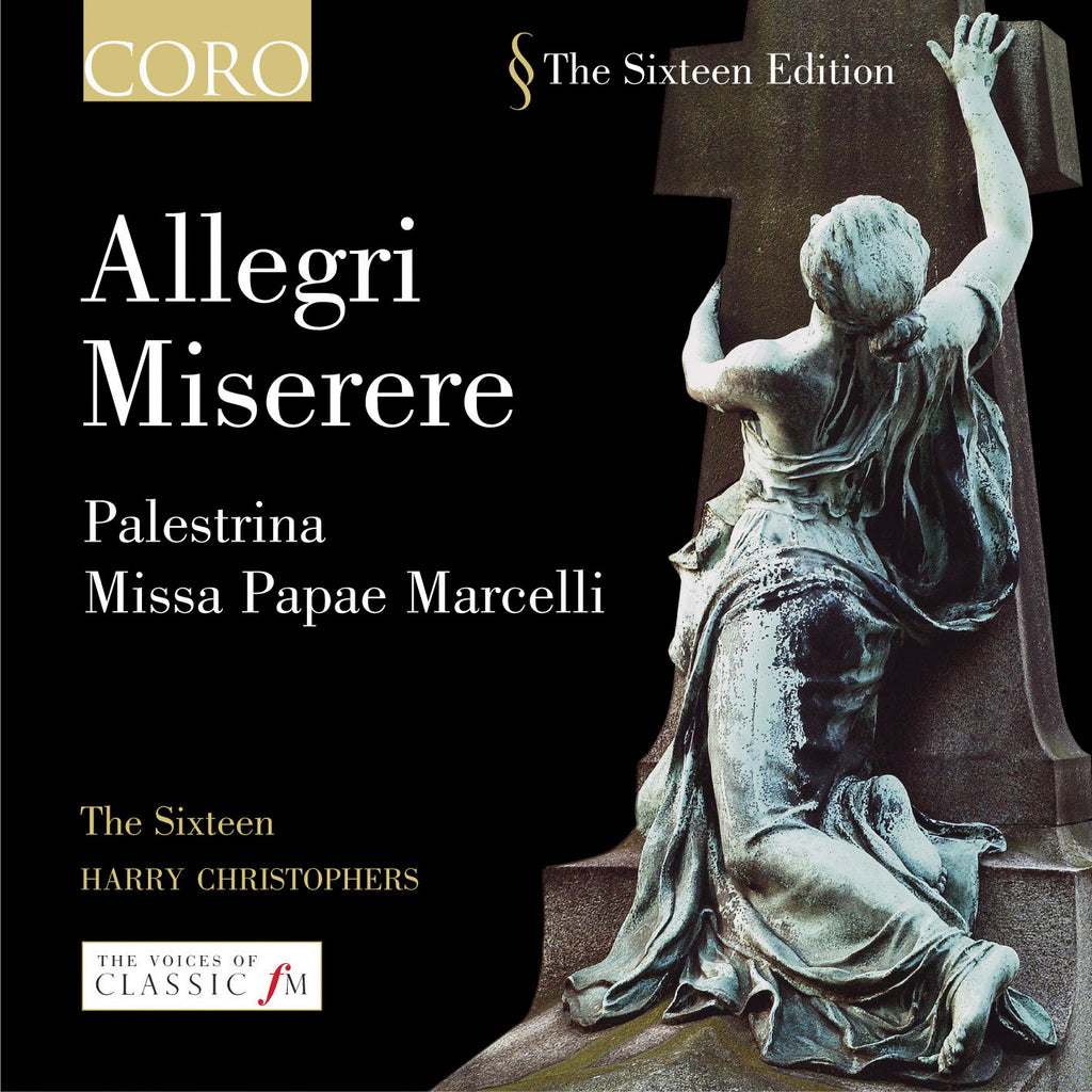 Allegri: Miserere. Album by The Sixteen