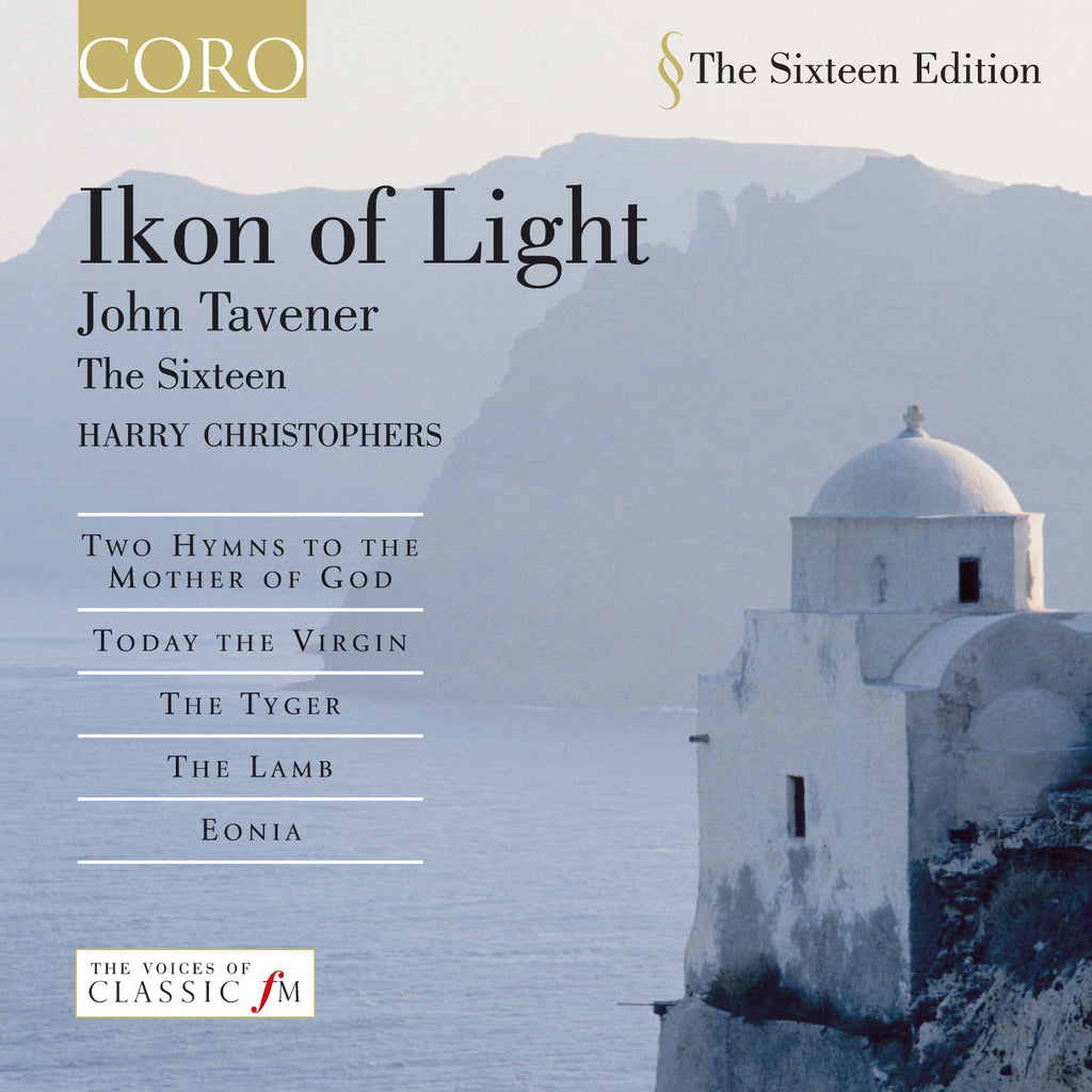 Ikon of Light. Album by The Sixteen