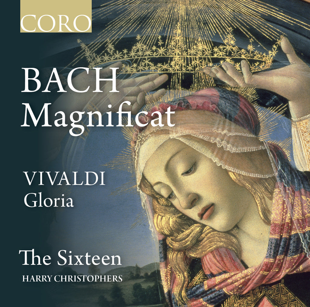 Vivaldi: Gloria in D major / Bach: Magnificat in D major. Album by The Sixteen