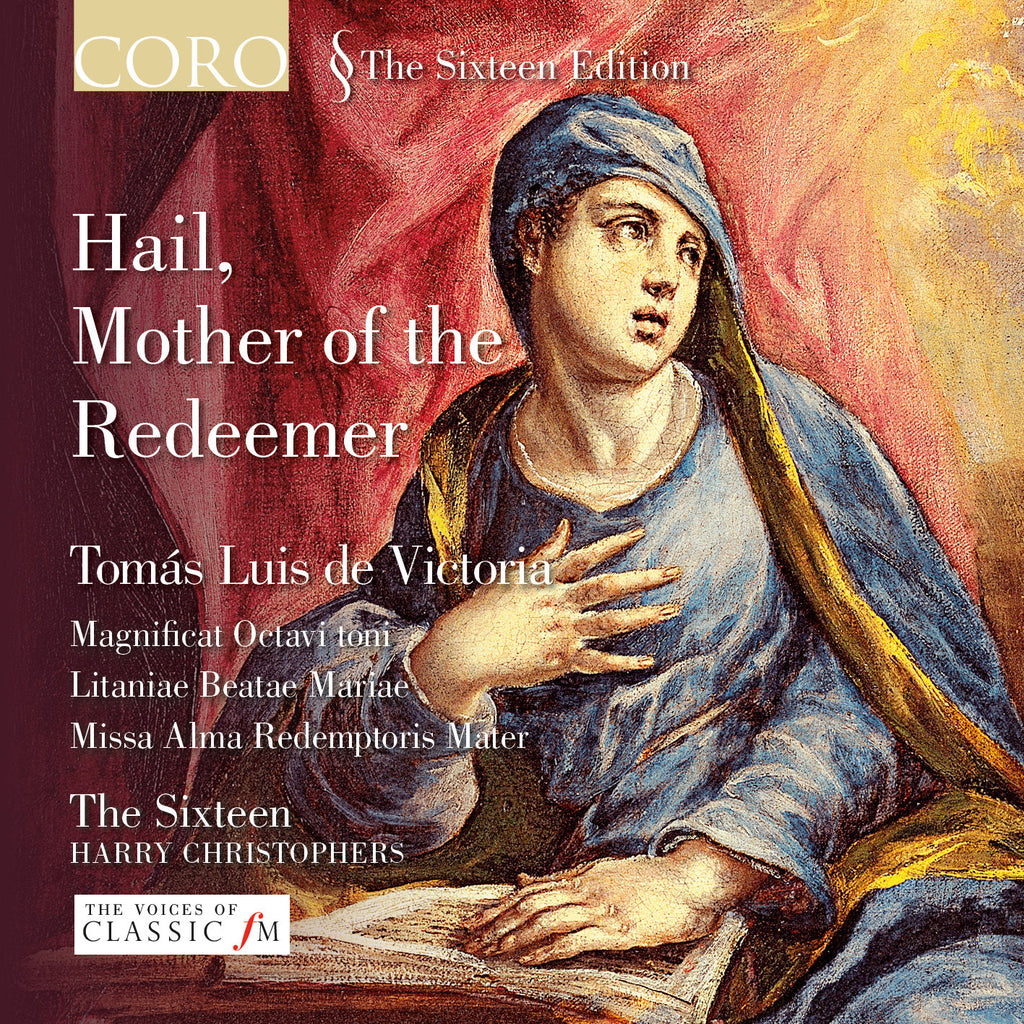 Hail, Mother of the Redeemer. Album by The Sixteen
