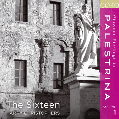 Palestrina Volume 1. Album by The Sixteen