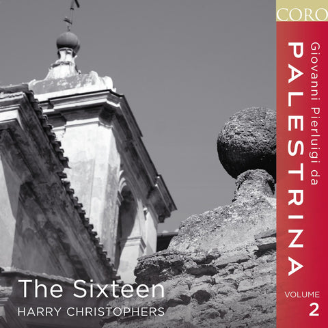 Palestrina Volume 2. Album by The Sixteen