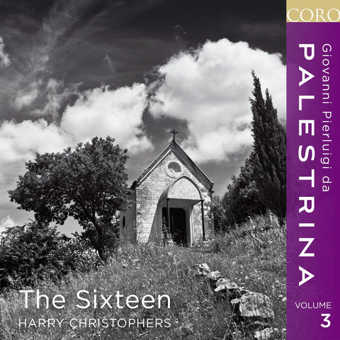 Palestrina Volume 3. Album by The Sixteen
