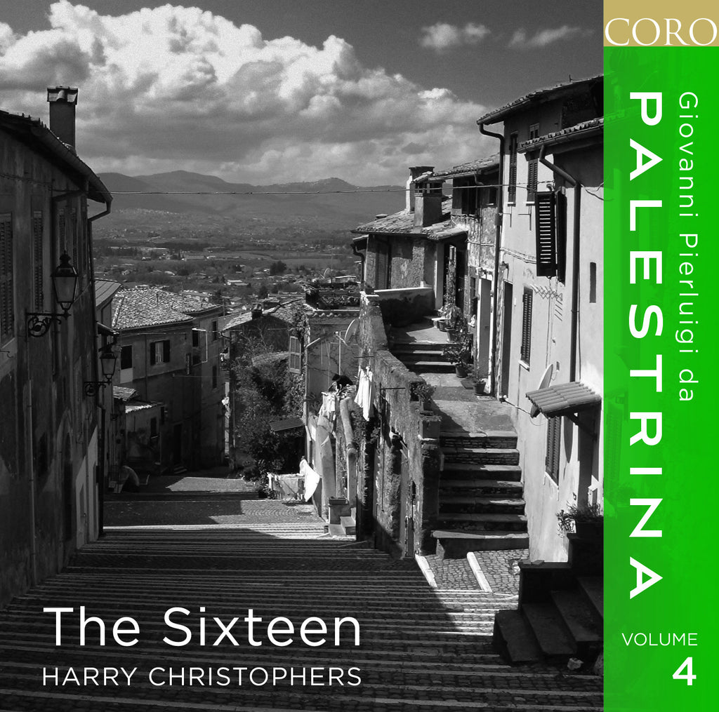 Palestrina Volume 4. Album by The Sixteen