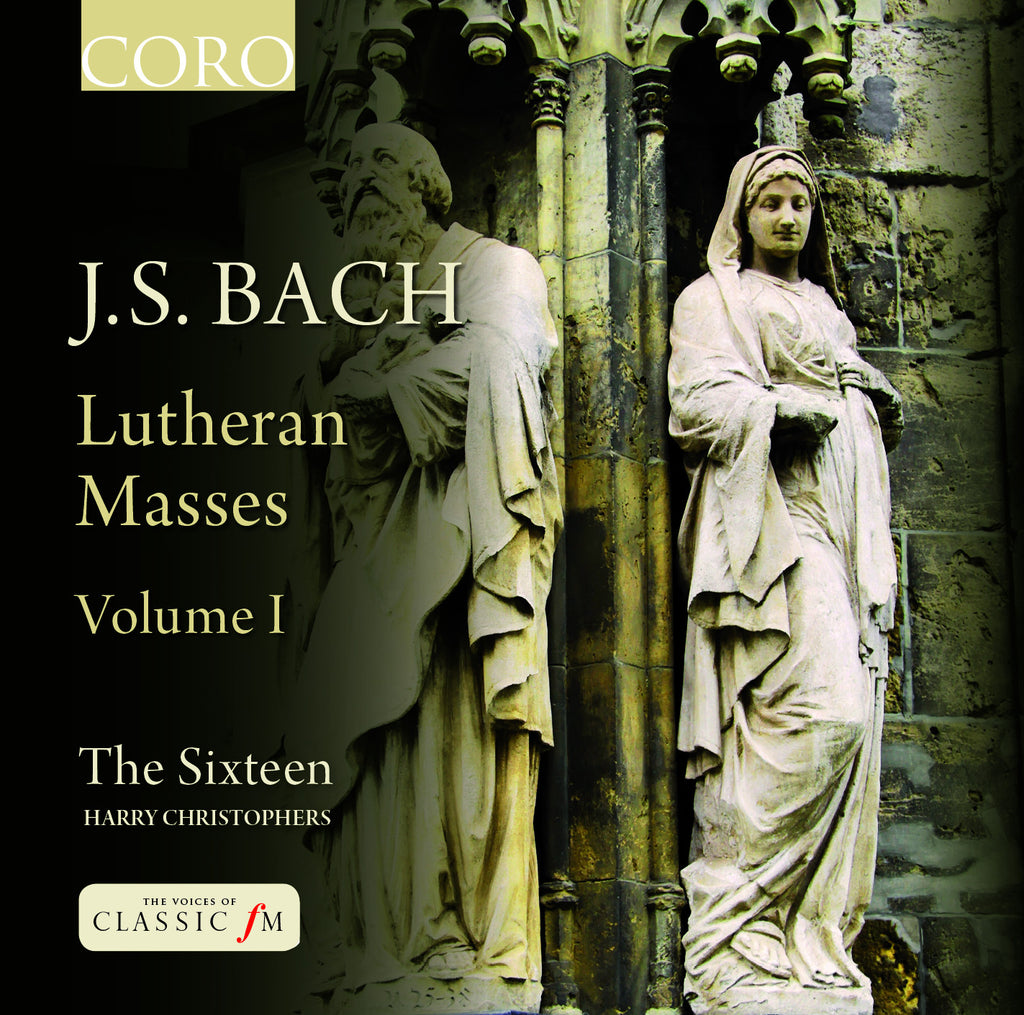 J.S. Bach: Lutheran Masses Volume I. Album by The Sixteen