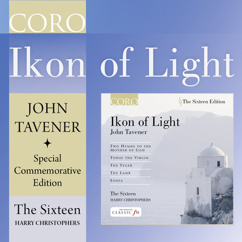 Ikon of Light: Special Commemorative Edition. Album by The Sixteen